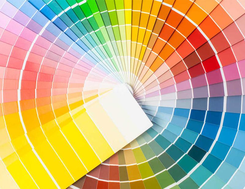 A Limited Colour Palette