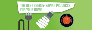 The Best Energy-Saving Products For Your Home