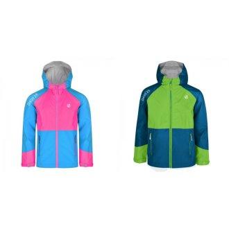 Dare 2b Childrens/Kids Affiliate Hooded Waterproof Jacket