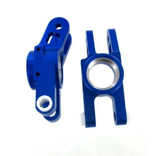 Redcat Racing Blue Aluminum Rear Hub Carrier 2 Piece