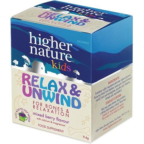 Higher Nature Relax & Unwind (kids) 10 Sachets