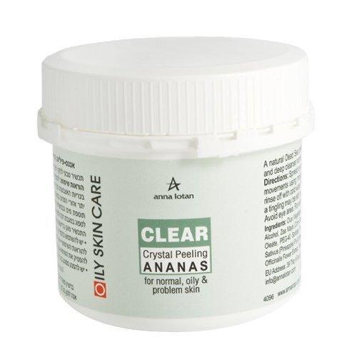 Anna Lotan Clear Crystal Peeling Ananas Peel 250ml 8.5oz