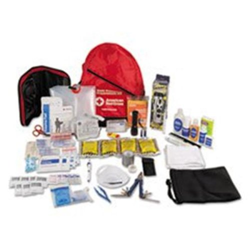 First Aid Only FAO91051 Compliant First Aid Kit, Plastic Case