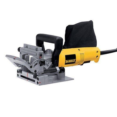 DeWalt DW682K Biscuit Jointer 20mm Cut Dustbag Case 600 Watt 240 Volt
