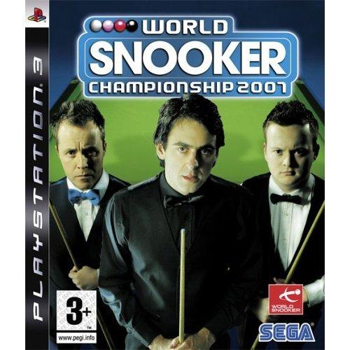 World Snooker Championship 2007 (PS3)