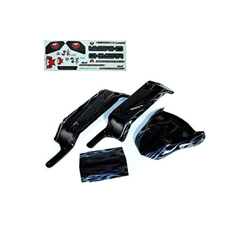 Redcat Racing Clear Body Panels for Rampage Chimera Vehicle