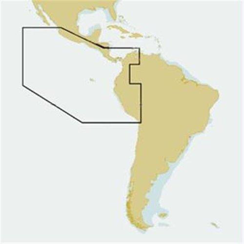 C-MAP NT+ SA-C001 - Peru  Puerto Vallarta  Puerto Bolivar - Furuno FP-Card
