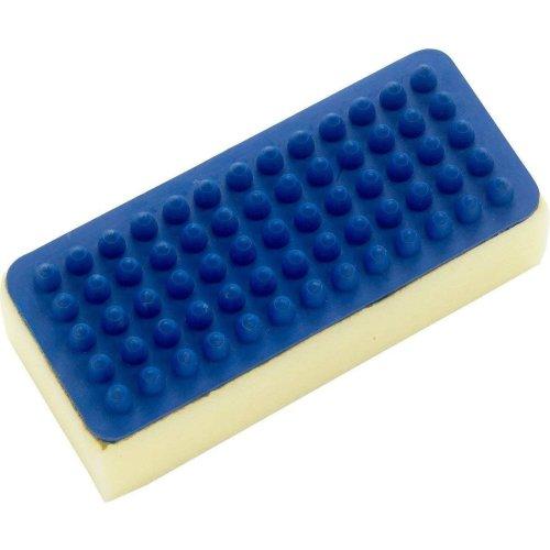 Lincoln Rubber Sponge Curry Comb