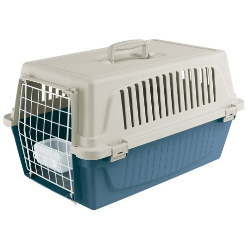 Atlas 10 Small Dog Carrier Mixed Colours 48x32.5x29cm (Pack of 3)