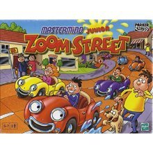 Zoom Street: Mastermind Game for Kids