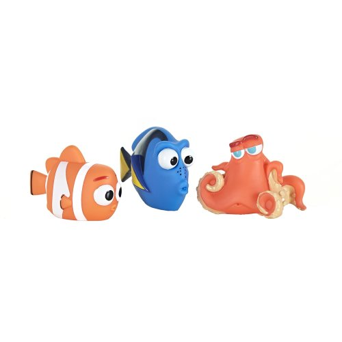 Zoggs Kids Finding Dory Little Squirts Water Game with Dory Nemo and Hank - Multi-coloured, Above 3 Years