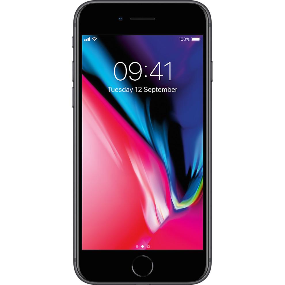 Unlocked, 256GB Apple iPhone 8 Space Grey