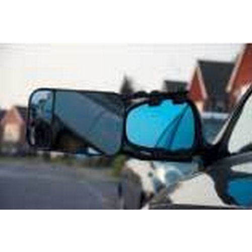 Summit Adjustable Large Towing Mirror