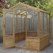 6X6 Premium Greenhouse - Styrene