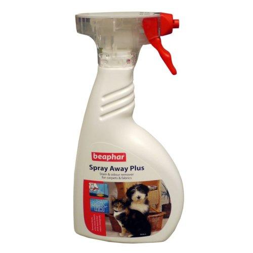 Beaphar Spray Away Plus 400ml Trigger (Pack of 6)