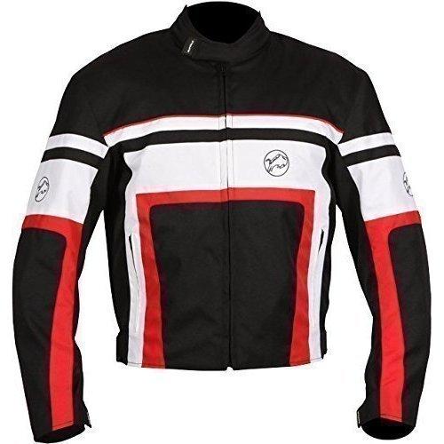 Buffalo Retro Red Motorcycle Jacket
