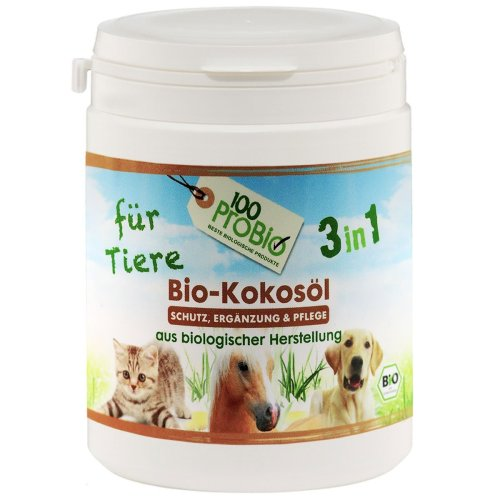 Coconut oil for pets,effective, natural protection against ticks, mites and parasites, chemical-free grooming