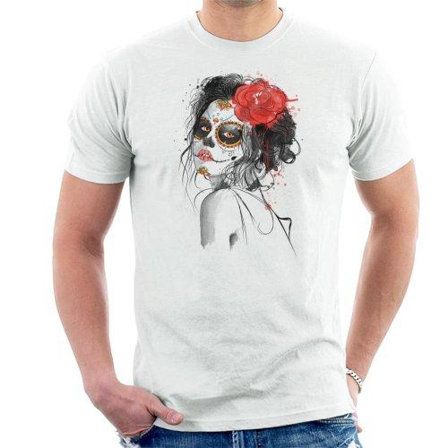 Dia De Los Muertos Day Of The Dead Men's T-Shirt