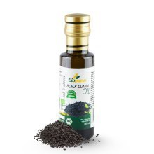 Certified Organic Cold Pressed Black Cumin / Black Seed Oil Biopurus