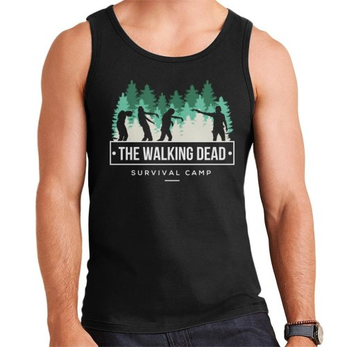 Survival Camp The Walking Dead Men's Vest
