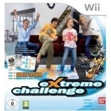 Family Trainer Extreme Challenge Game Only - Nintendo Wii/WiiU Game