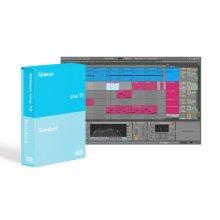 Ableton Live 10 Standard Audio MIDI Recording Software, Boxed