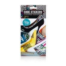 Geo Shoe Decorating Stickers -  schuh sticker geo