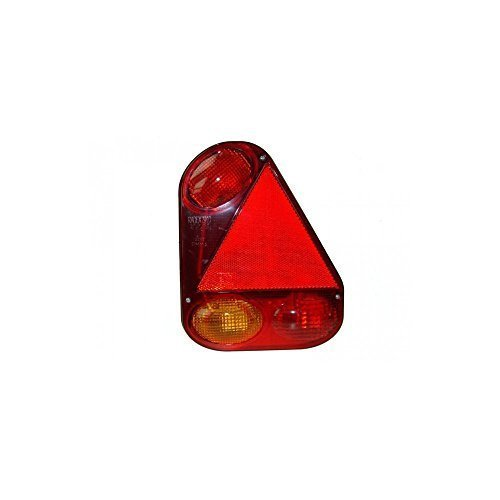 Lamp - R/h Vert Rear Combi S/t/i/f/ref 5+4pin (2900/3) - 5 Function Right -  rear lamp 5 function right maypole side 9 pin 7709br