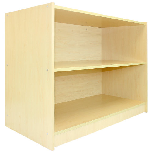 Shop Counter Maple Retail Display Unit A1200