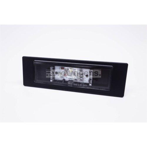 Number plate light LED BMW 1 Series E81 E87 07-12