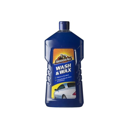 Wash & Wax - 1 Litre