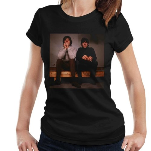 TV Times Mick And Keith Rolling Stones Women's T-Shirt