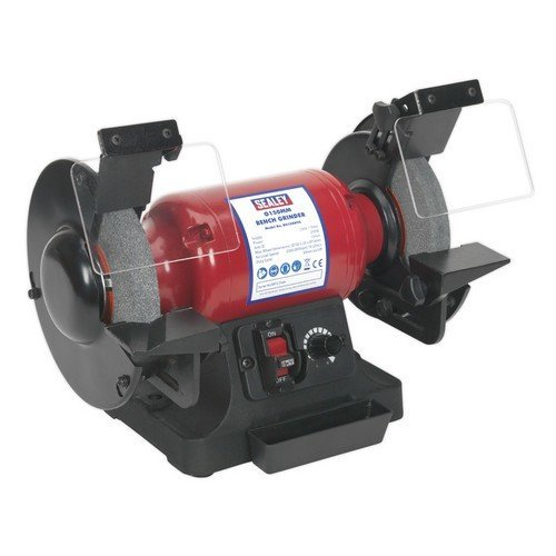 Sealey BG150WVS Bench Grinder 150mm Variable Speed