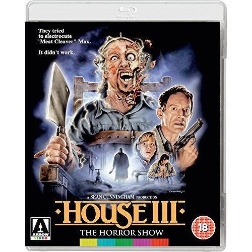 House 3 [Blu-ray] [DVD]
