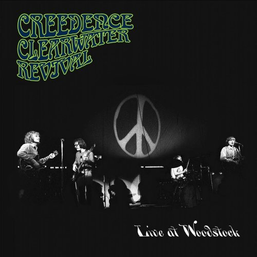 Creedence Clearwater Revival - Live From Woodstock [CD]