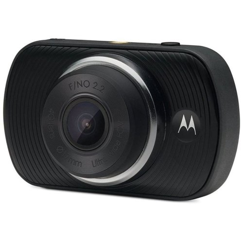 Motorola HD Car Dash Cam Camera 720p 130° Angle, 2-Inch LCD Colour Screen, MDC50