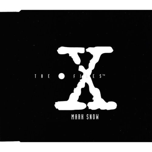 The X-Files [Audio Cassette] Mark Snow