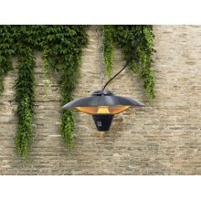 Electric patio heater - Hanging - Infrared - KABA