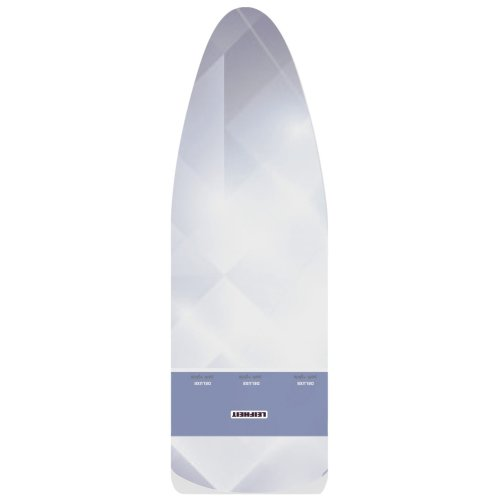 Leifheit No. 72375 125 x 40 cm Small/Medium Cotton Ironing Board Cover Park and Glide