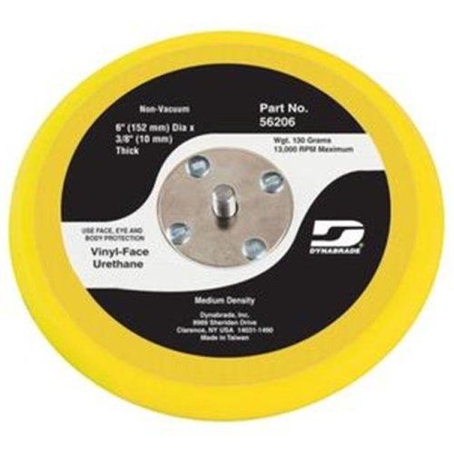 Dynabrade Products DYB56206 6in. Non-vac Sanding Pad