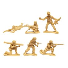 100 PCS Toy Gifts Toy Soldiers/Cars/Trucks /Tractors/Toy Guns Models 5 CM-01