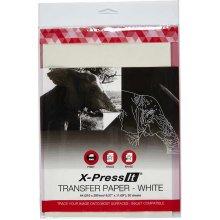 X-Press Transfer Paper A4 20/Pkg-White
