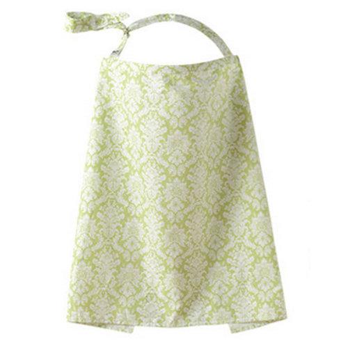 100% Cotton Classy Nursing Cover Large Coverage Breastfeeding Nursing Apron E