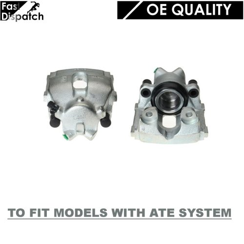 FOR BMW 3 SERIES E46 325i 330D 330CD 330Ci 325Xi FRONT RIGHT BRAKE CALIPER