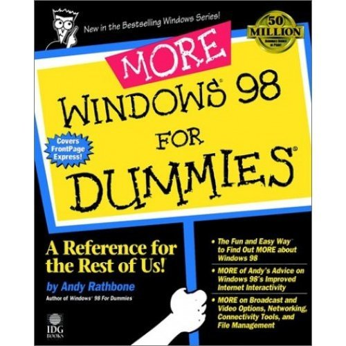 More Windows 98 For Dummies