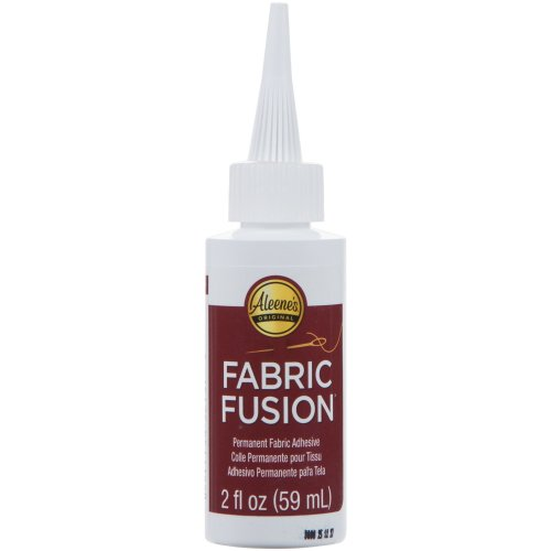 Aleene's Fabric Fusion Permanent Needlenose Adhesive-2oz
