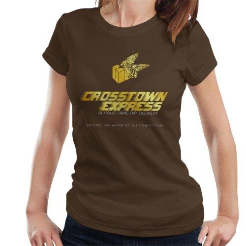 Crosstown Express Delivery Se7en Women's T-Shirt