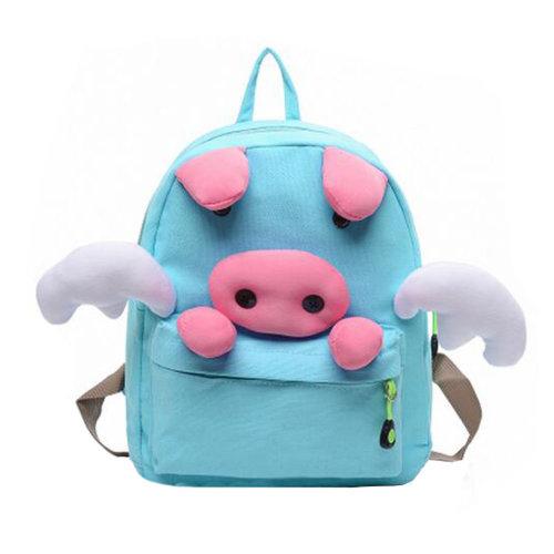 052d4aeb62d1 Kindergarten Shoulder Bag Cute Cartoon Backpack Boys And Girls ...