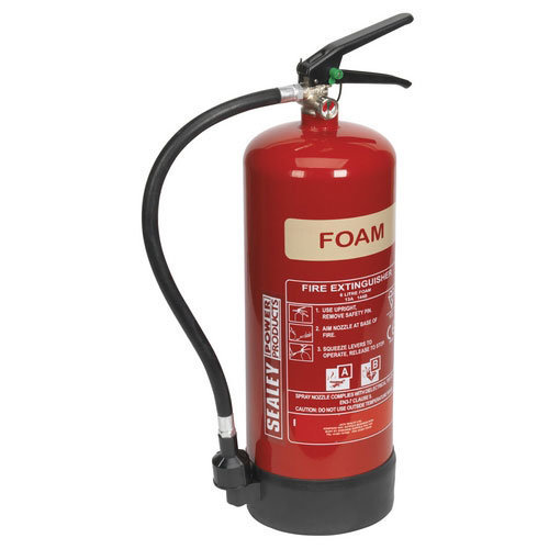 Sealey SFE06 6ltr Foam Fire Extinguisher