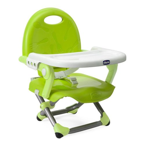 Chicco Lime Green Pocket Snack Seat | Baby Booster Seat